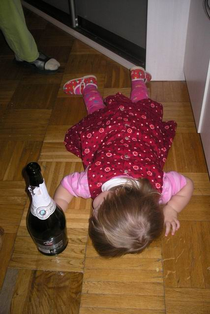 Напилаааася я, пьяяаааанааа...