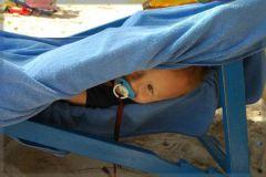 Я? Это я на солнышке лежу?