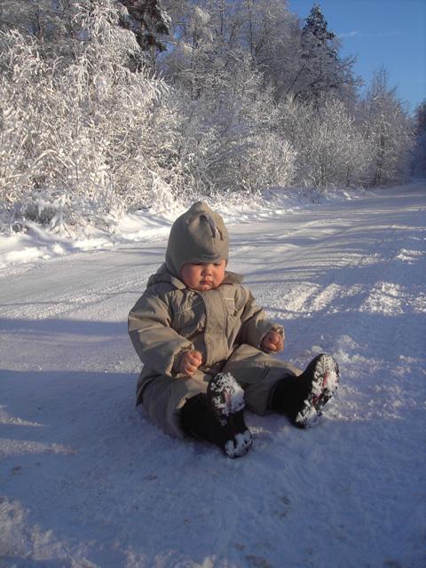 Зима и Солнце - деТь чудесный!!