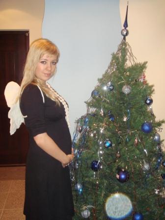беременность окрыляет!!! :)