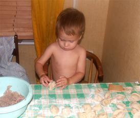 Пельмени с печеньками кто-нибудь ел?