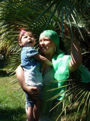 Солнце,пальмы,мама,я-лето лучшая пора!