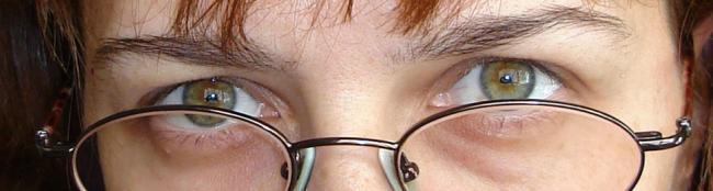 № 10 Не прячь зеленые глаза