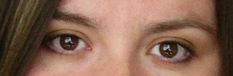 № 27 Мои глаза-мое богатство :)