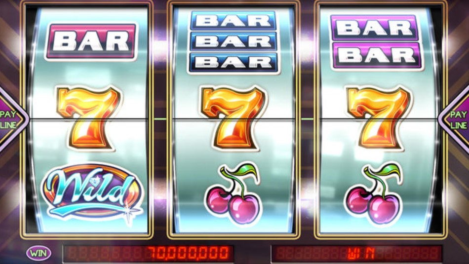 Slot machine bar gratis online